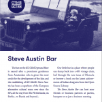 Steve Austen Bar