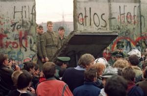 De Muur, november 1989